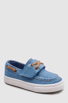 Boat Shoes (Younger)