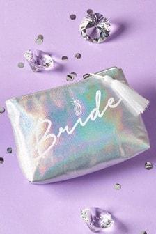 """Bride"""" Make-up-Tasche"""