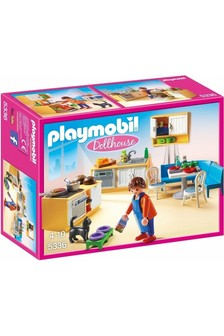 Playmobil® Dollhouse Country Kitchen