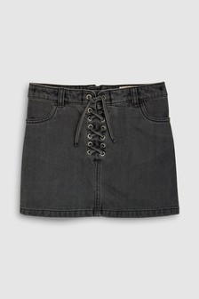 Lace-Up Skirt (3-16yrs)