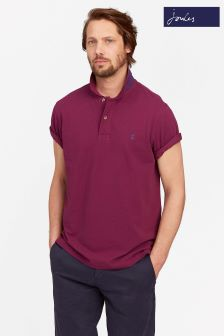 Joules Purple Classic Fit Polo