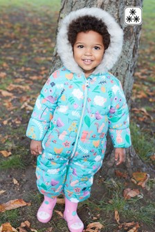 Shower Resistant Snowsuit (3mths-6yrs)