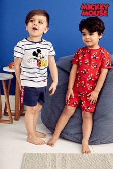 Lot de deux pyjamas Mickey Mouse™ (9 mois - 8 ans)