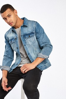Denim Western Jacket