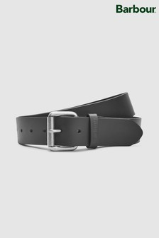 Barbour® Matt Leather Belt