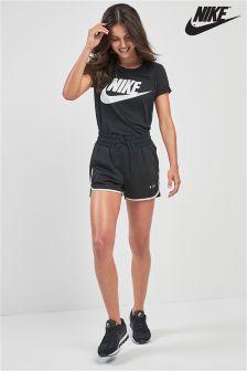 Nike Black Mesh Short