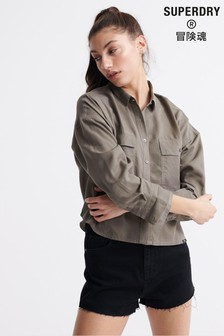 Superdry Desert Oversized Shirt