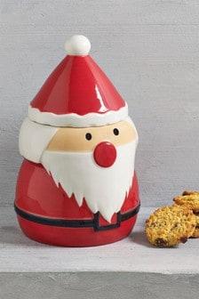 Pot à bonbons père Noël