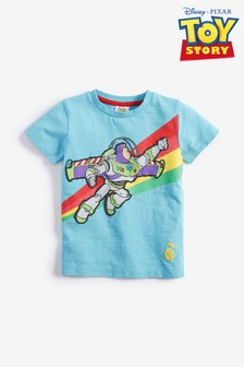 Disney™ Toy Story Buzz Lightyear Rainbow T-Shirt (3mths-8yrs)