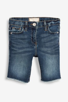 Pantaloni scurţi denim (3-16ani)