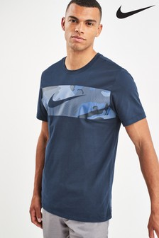 Nike Camo Block Training Tee