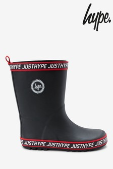 Hype. Crest Wellies