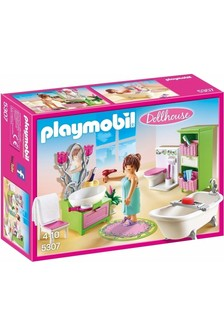 Playmobil® Dollhouse Vintage Bathroom