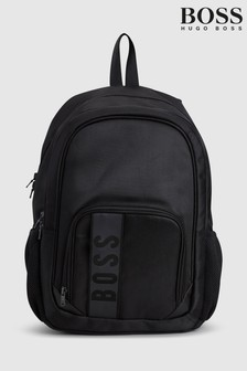 BOSS Black Backpack
