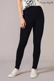 Phase Eight Blue Amina Darted Jegging