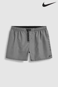 "Nike Plus Size Rift 5"" Logo Swim Short"