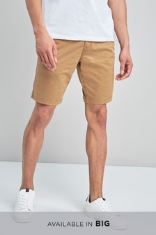 Washed Chino Shorts