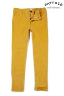 FatFace Ochre Cord Trouser