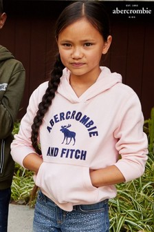 Abercrombie & Fitch Pink Hoody