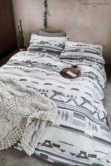 French Connection Mexico Duvet Cover and Pillowcase Set