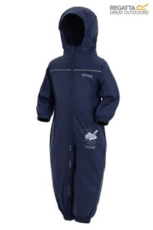 Regatta Navy Waterproof Puddle Suit