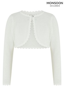 Monsoon Ivory Niamh Cardigan