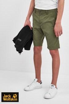 מכנס קצר דגםDesert שלJack Wolfskin