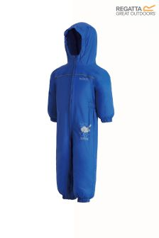 Regatta Blue Waterproof Puddle Suit