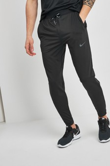 Nike zwarte Phenom hardloopjoggingbroek
