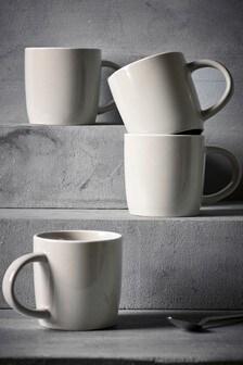 Set of 4 Kempton Mugs