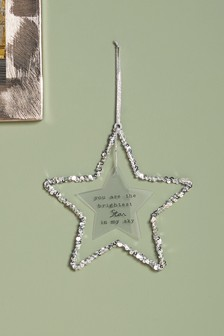 Brightest Star Hanging Decoration