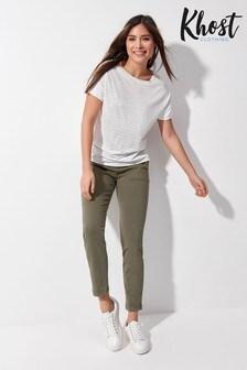 Khost Green Utility Trousers