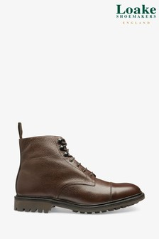 Loake Dark Brown Sedbergh Boots