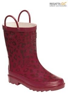 Regatta Red Minnow Wellington Boot