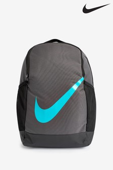Nike Kids Grey Brasilia Backpack