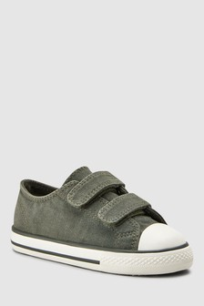 Double Strap Shoes (Younger)