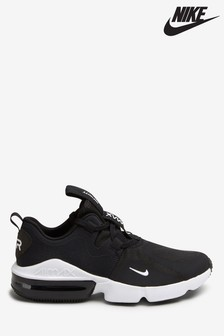 Nike Black/White Air Max Infinity Youth Trainers