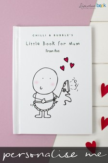 Personalised Chilli Bubble Book For Mum by Signature Book Publishing