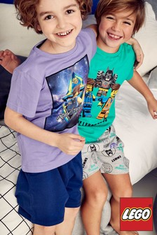 LEGO® Pyjamas Two Pack (4-12yrs)