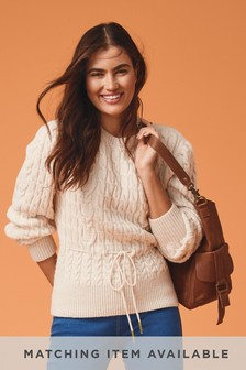 Cable Co-Ord Jumper