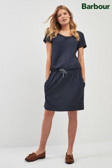 שמלה של Barbour® דגם Baymouth בנייבי