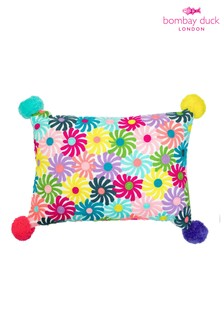 Bombay Duck Pinwheels Cushion
