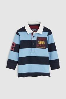 Long Sleeve Rugby Shirt (3mths-7yrs)
