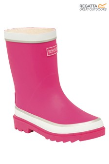 Regatta Pink Foxfire Welly