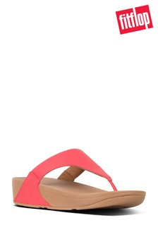 FitFlop™ Red Lulu Toe Post Sandal