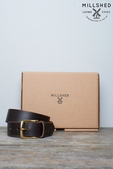 Millshed Made In England Leather Belt