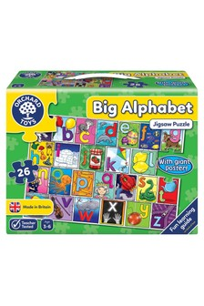 Orchard Toys Big Alphabet
