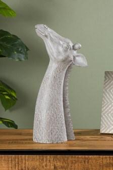Small Giraffe Sculpture