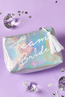 Team Bride Make-Up Bag
