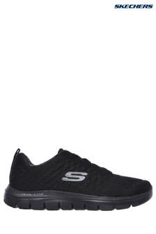 Skechers® Black Flex Advantage 2.0 Memory Foam Trainer a041c42ac